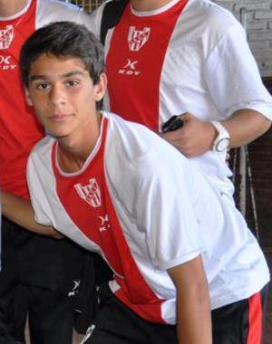 Federico Ridolfi: «El técnico de Instituto me dio mucha confianza»