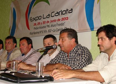 Expo La Carlota 2013