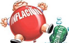 Advierten sobre el freno de la economía y la alta inflación