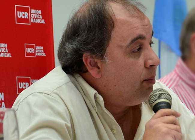 Varetto repudió el despido del trabajador municipal, Emilio Bressan