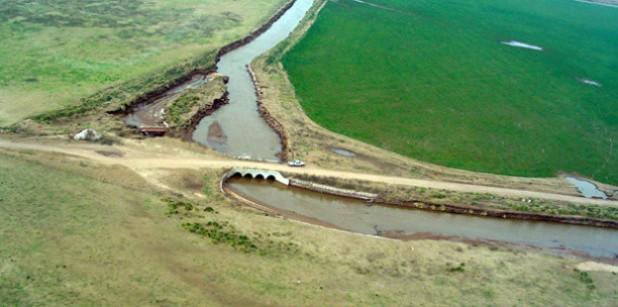 La Provincia invertirá $ 10 millones para el saneamiento de canales en la región