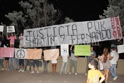 Arias: aseguran que no hay interés político en el reclamo por seguridad