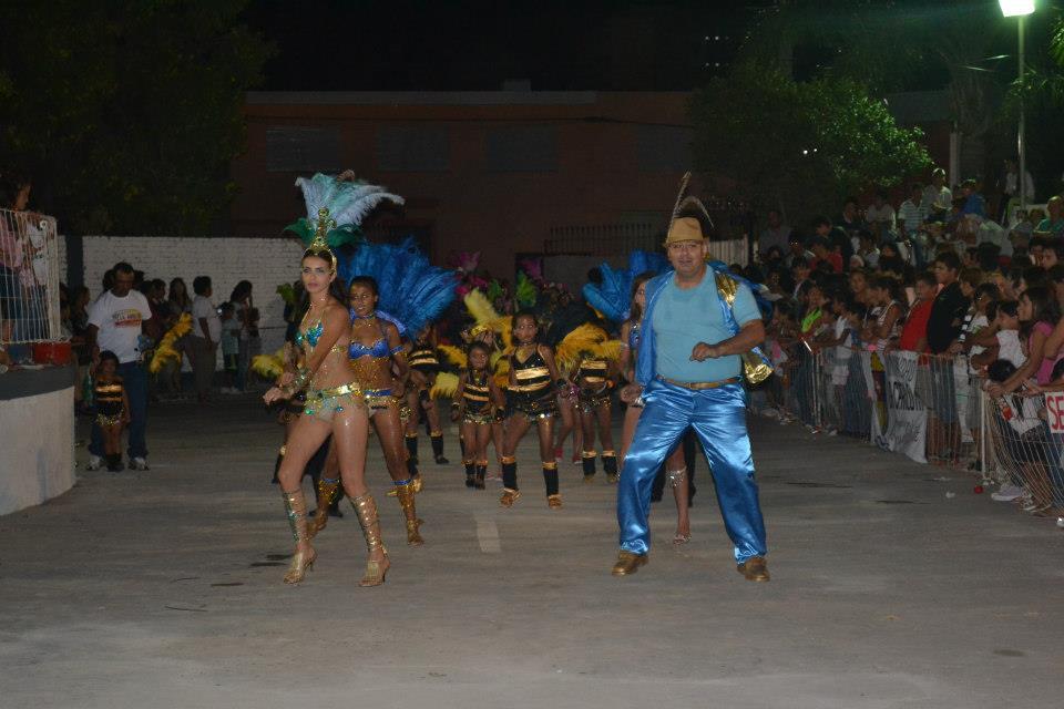 La ciudad recuperó el brillo de sus carnavales