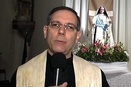 Ariel Príncipi: «Este Papa tuvo un gesto de nobleza y humildad y ése es el ejemplo».