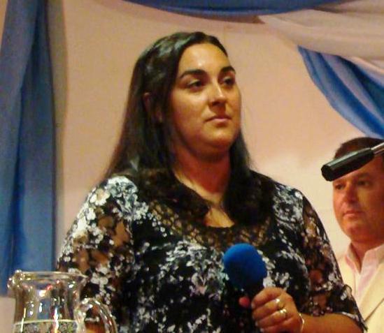Natalia Bellón: Presidenta del H.C.D.