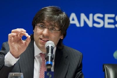 Bossio negó que el Fútbol Para Todos sea financiado por Anses