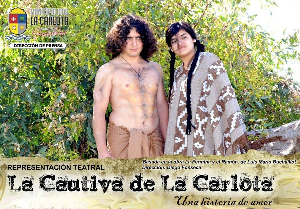 Hoy: «La cautiva de La Carlota; una historia de amor»