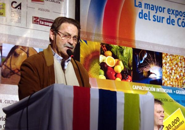Belbuzzi: Consideraciones sobre el sector agropecuario e invitación a reunión de mesa de enlace.