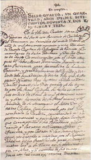 Aniversario de la transformación del Pueblo de Punta del Sauce en Villa Real de La Carlota.