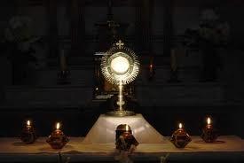 Misa por el mes de apertura de Capilla de Adoración Perpetua.