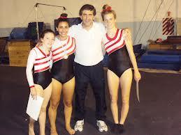 Cinco Campeonas en gimnasia