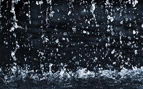 Los paro la lluvia