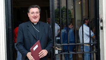 El sábado 27 de abril el Obispo Eliseo Martin brindará charla y misa.