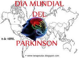 11 de abril: Día Mundial de la lucha contra el Parkinson.