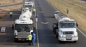 Por medio de la Tasa vial, la Provincia ejecuta obras en rutas en mal estado.
