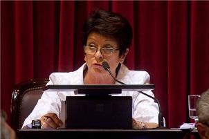 """Borello objetó la entrega directa de subsidios de la Nación a los municipios """"avasallamiento al federalismo""""."""