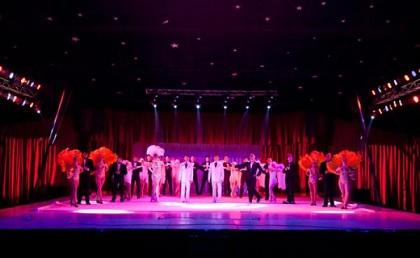 Circo Acuático sobre Hielo sorprendente espectáculo con masiva respuesta del pueblo carlotense.