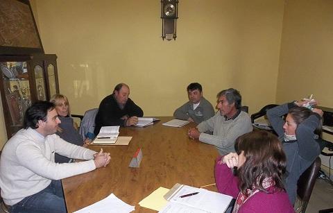 Concejo Deliberante de Santa Eufemia cita a inspectores de tránsito.