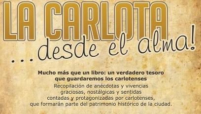 Hoy Viernes Carpa literaria entre las 9 y las 18 horas.
