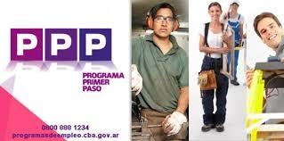 Programa primer paso ayer primer día de trabajo para 10 mil jóvenes.