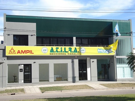 FM Estrella mantuvo conversaciones en la localidad vecina de Canals con delegados de ATILRA.