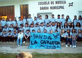 La Banda Municipal festejará sus 30 años con presentaciones en los barrios.