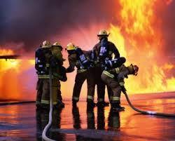 Salidas de bomberos.