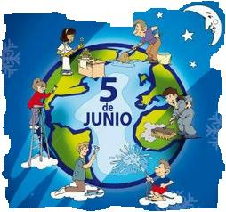 5 de Junio: Día Mundial del Medio Ambiente.