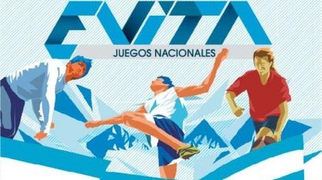 Juegos Nacionales EVITA 2013. Inscripciones abiertas.
