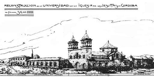 Hoy se cumplen 400 años de la Universidad Nacional de Córdoba.