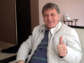 El Intendente Guaschino se recupera de su operación.