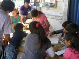 Centros de apoyo: 20 años junto al niño y la familia.