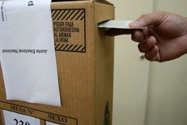 Guarino explicó algunas consideraciones sobre las formalidades de la votación.