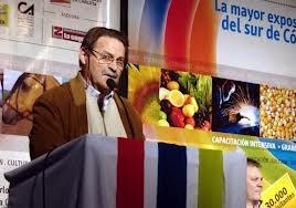 """Belbuzzi """"la Expo esta entre las 5 o 6 exposiciones más grandes del país""""."""