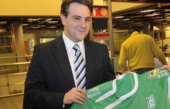 Visita del vicegobernador Martín Llaryora