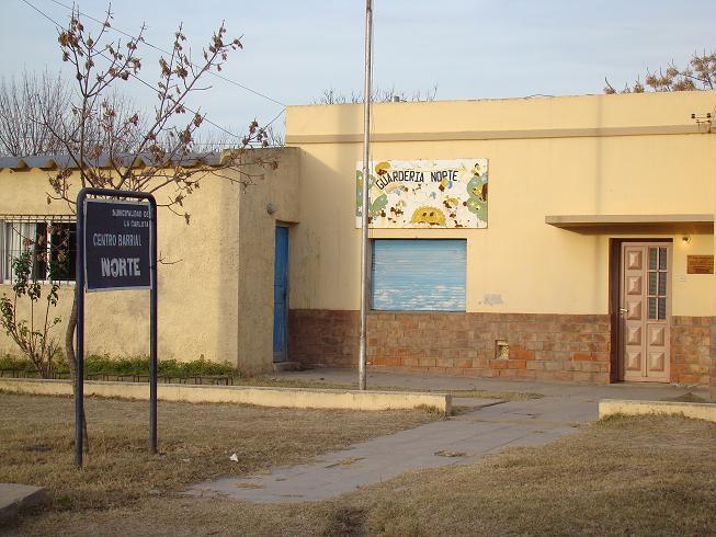 Inauguración de Sala Cuna de barrio Norte