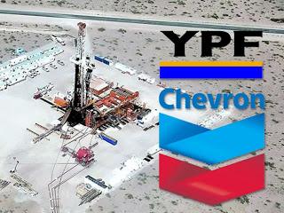 El Partido Socialista contra el acuerdo con Chevron.