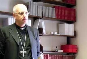 """Mons. Olivera """"Brochero tiene mucho para decir al mundo de hoy""""."""