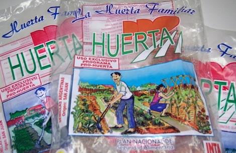 Huerta.