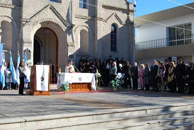 De La Sota participará de los festejos patronales.