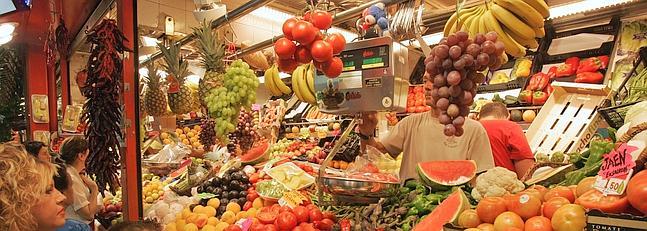 Fuertes incrementos en Frutas y Verduras. Sigue subiendo el precio de la harina.
