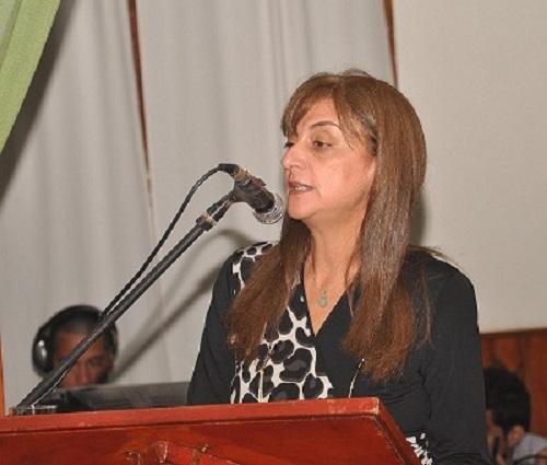 La Vice Gobernadora confirmó su presencia para Aniversario de Sta. Eufemia.