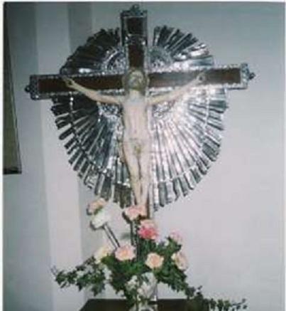 Nuestro Cristo robado, mi Cristo robado. ¿Recuerdan??