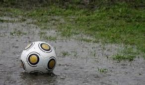 Suspendido por lluvia