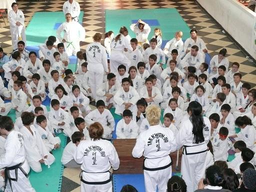 Taekwondo:La escuela de Jorge Ross al Mundial de Australia