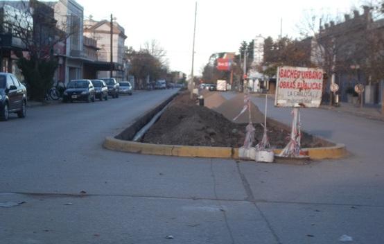 El boulevard en su calle cuatro