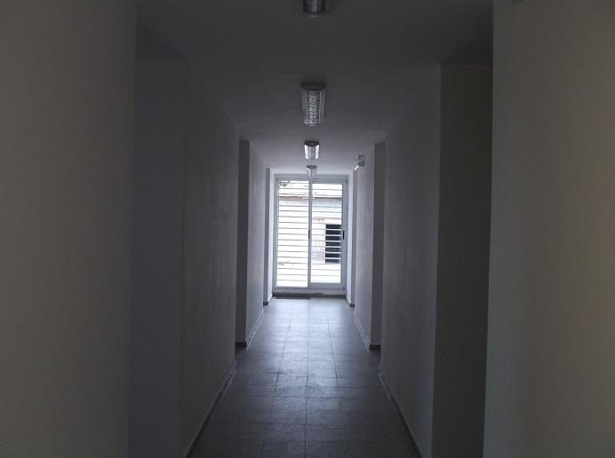 pasillo habitaciones
