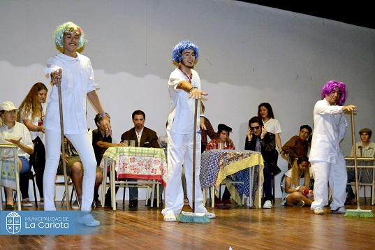 Culminó el 31º Encuentro Juvenil de Teatro