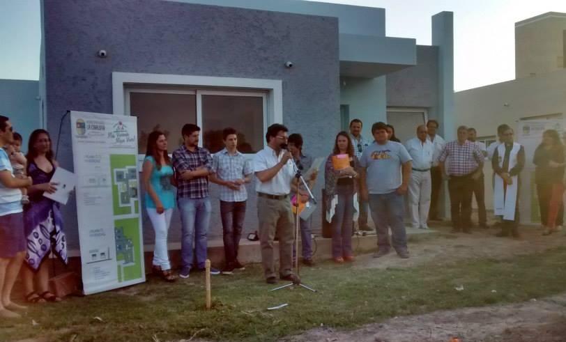 Plan de viviendas Bicentenario.
