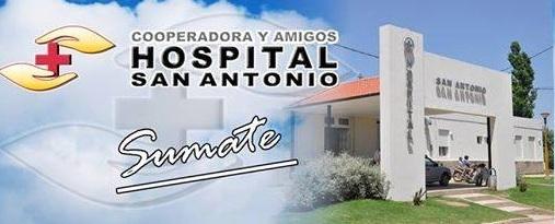 """Hospital """"San Antonio"""" hacia la comunidad"""